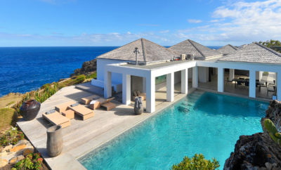 The Luxury Beachfront of the week July 21st 2017 St. Barths
