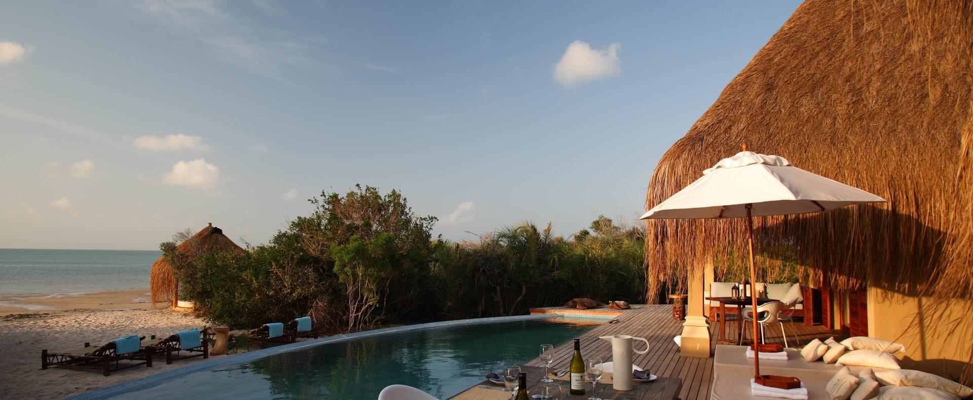 Villa Presidential | Azura Resort | Mozambique | Haute Retreats