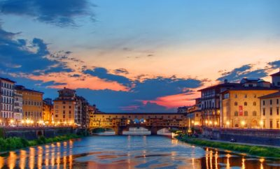 Ponte Vecchio In Florence, How To Unite Lovers For Eternity