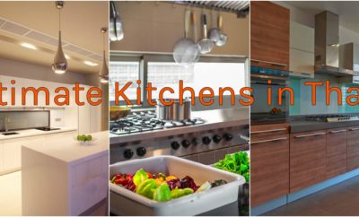 5 ULTIMATE KITCHENS IN THAILAND