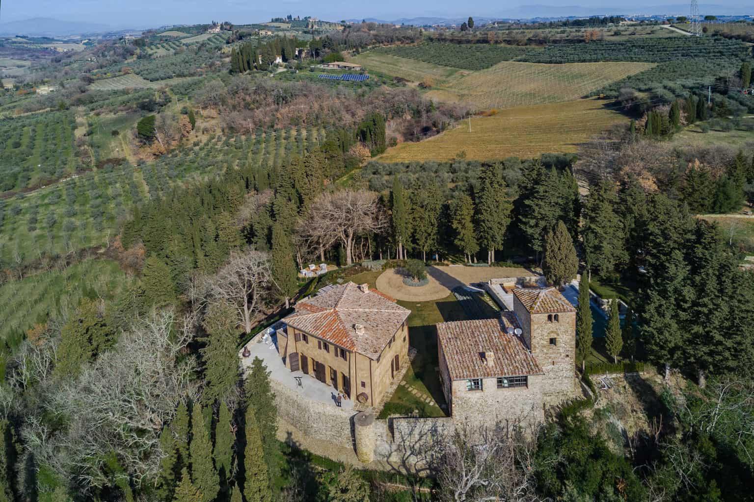 Tuscany: 5 new luxury villas to rent