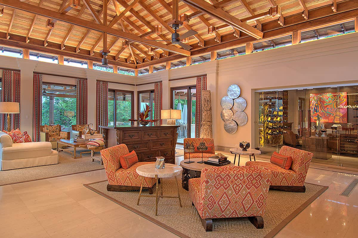 Villa manzu luxury villa rental costa rica haute retreats for Luxury villa costa rica