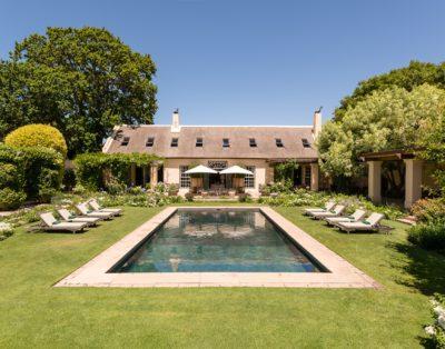 Villa Franschhoek, South Africa Luxury Retreat