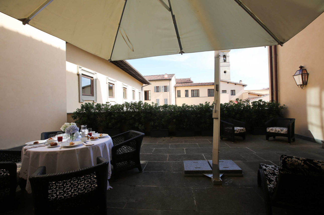 Luxury Private Residence Terrazza Buontalenti Florence