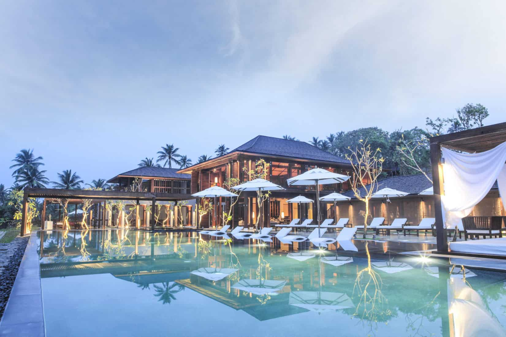 The Luxury Beachfront Home of the Week: Ani Estate Sri Lanka
