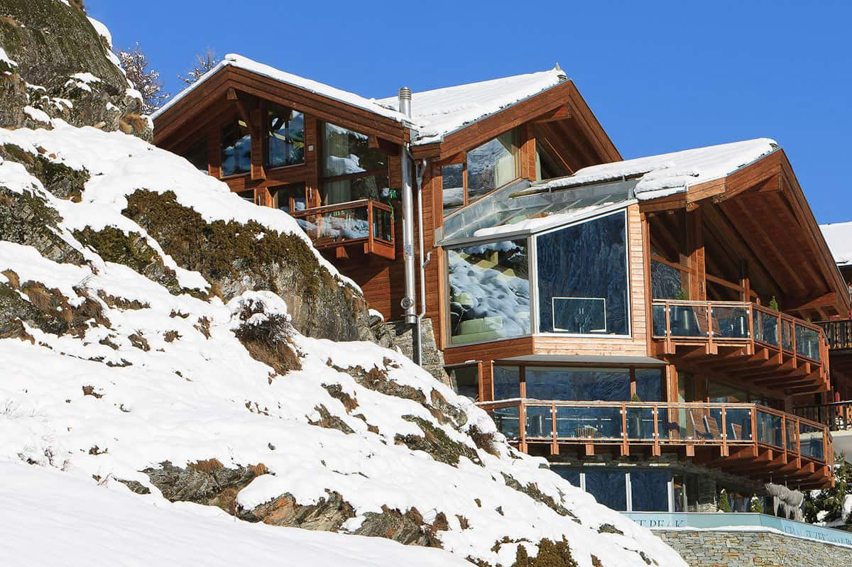 Top 5 Luxury Must-Haves when choosing a Ski Chalet