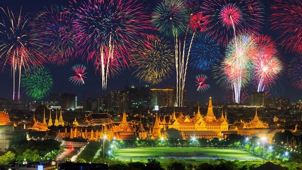 New Year in Thailand | Haute Retreats