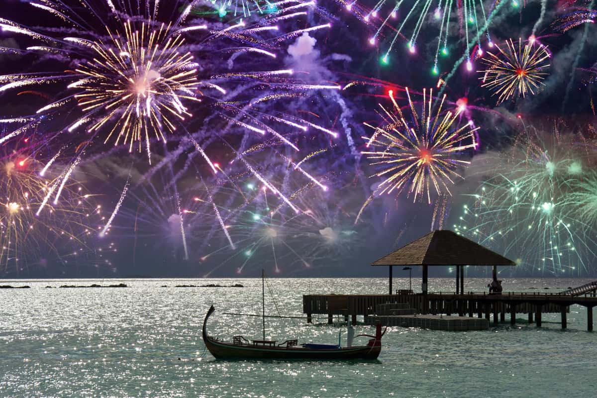 New Year in the Maldives | Haute Retreats