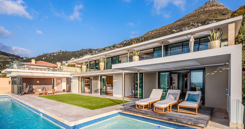 luxury retreat Cape Town