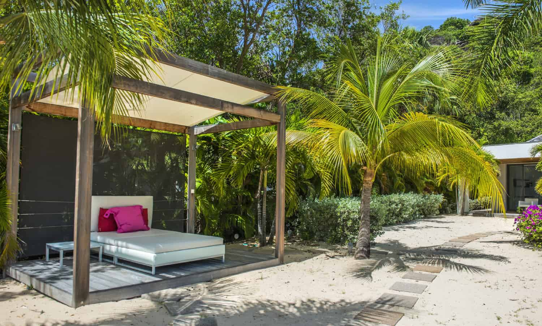 Luxury Beachfront Home St. Barts | Villa Palm Beach