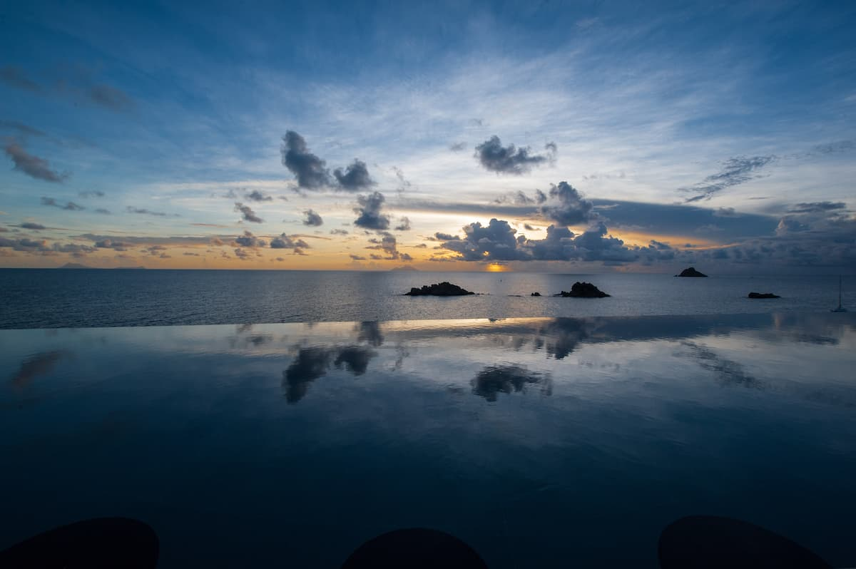 Easter week at luxury villa rentals St.Barts