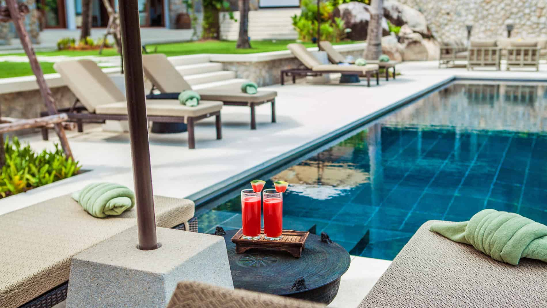 12 Haute Retreats Villa Analaya Kamala Beach Phuket Swimming Pool Hr Haute Retreats The