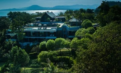 Room With a View: The Bedrooms @ Villa Sawarin