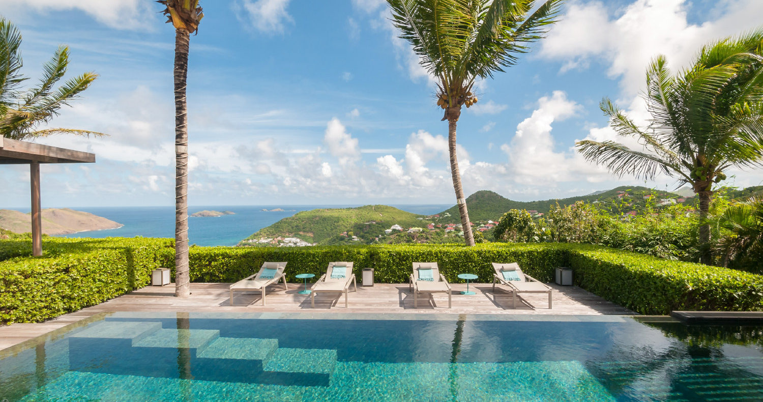 t Family Vacation Home for rent in St. Barths