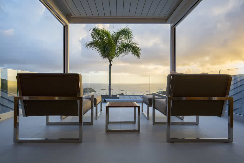Exclusive villa to rent St. Barts