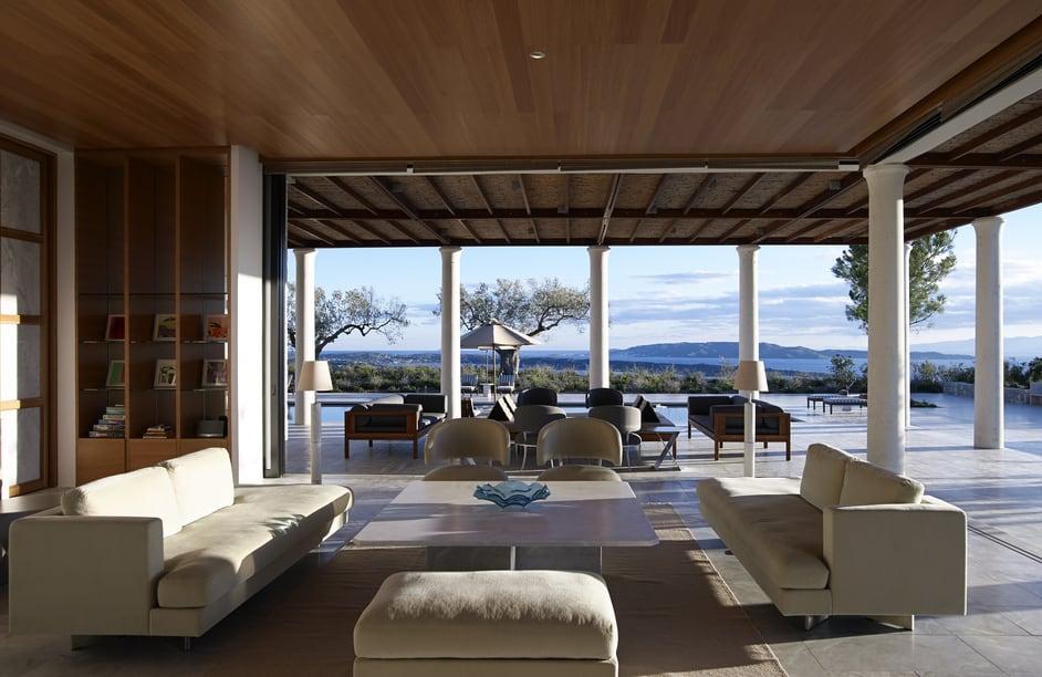 Amanzoe 5 Bedroom Villa | Porto Heli | Photo Credit by Haute Retreats