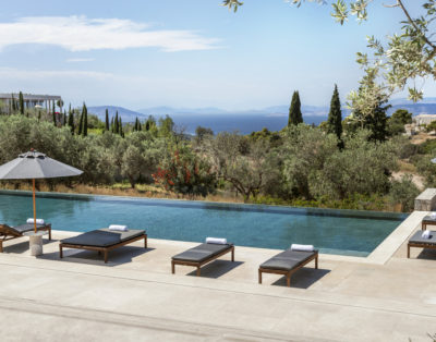 Amanzoe – 4 BEDROOM VILLA