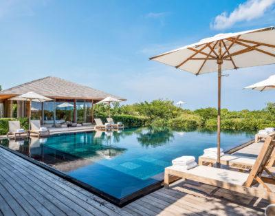 AMANYARA – 4 Bedroom Beach Villa