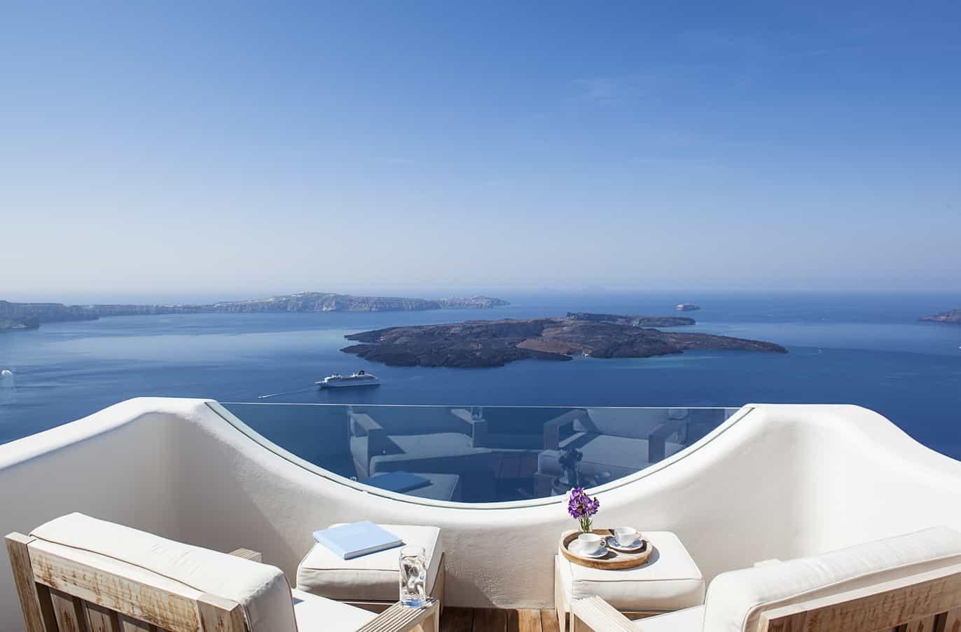Villa Josephine | Luxury Villas in Santorini | Greece | Haute Retreats