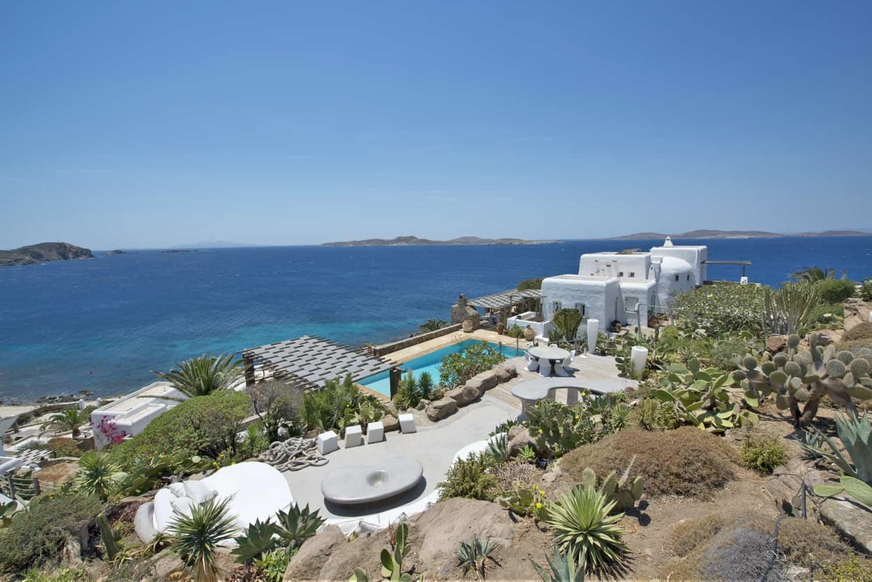Villa Mykonos 4 | Myonos Villa and Luxury Villa Rentals | Haute Retreats