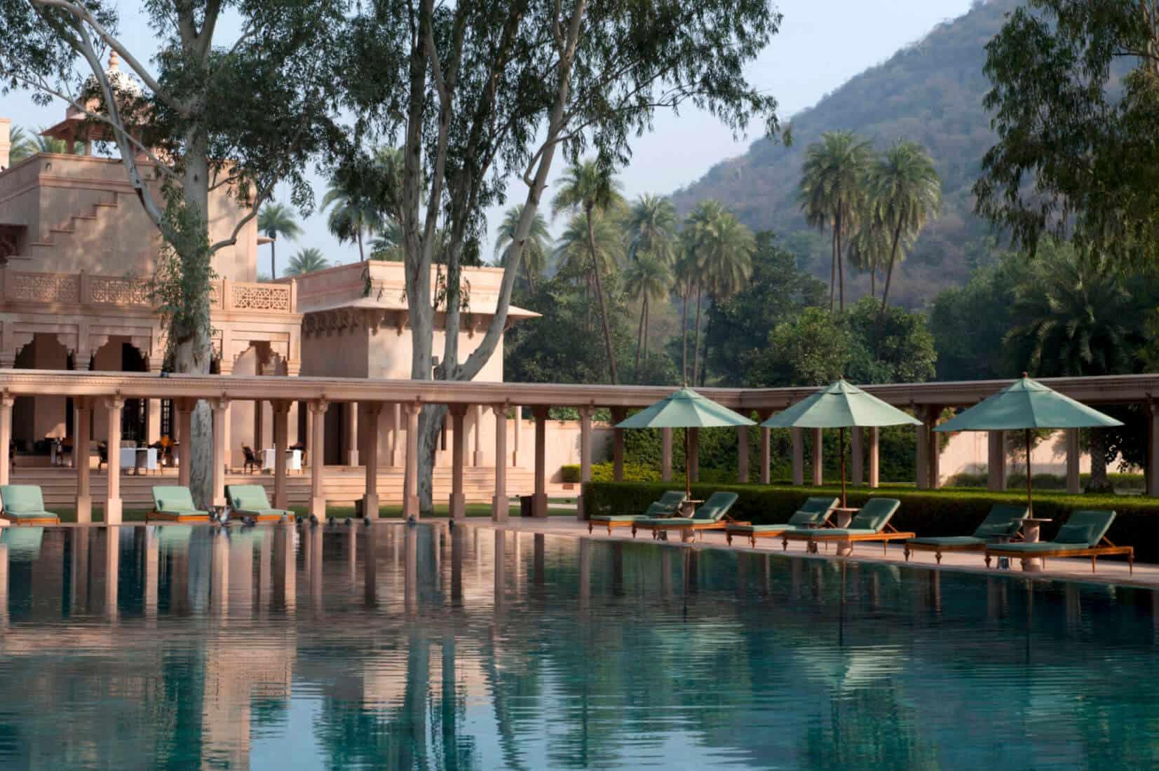 Amanbagh | India | Haute Retreats