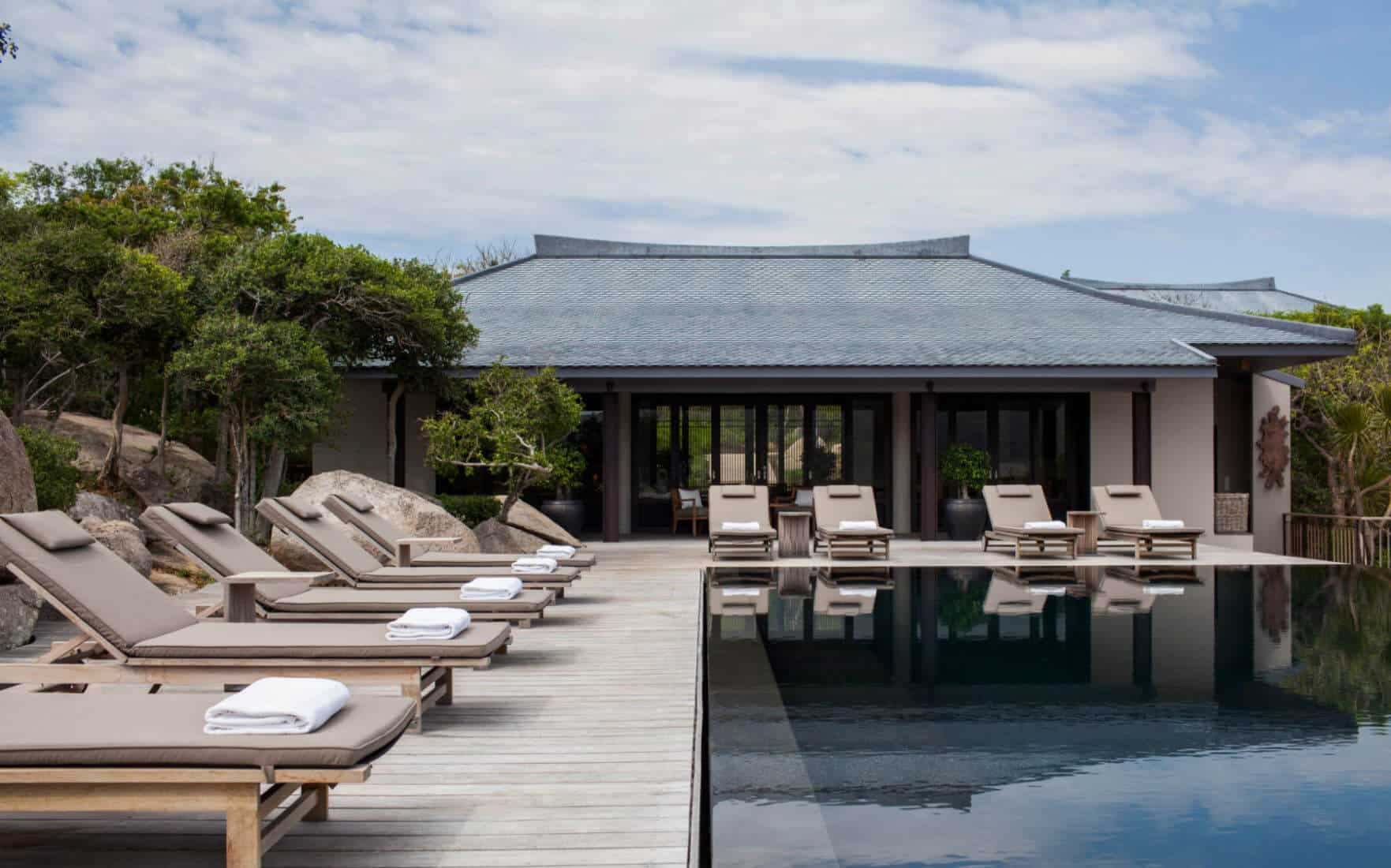 Amanoi | Vietnam | Haute Retreats