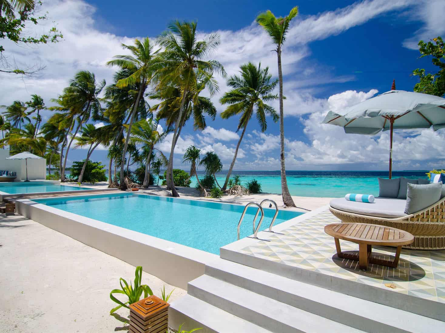 Amilla Great Beach Villa | Maldives Luxury Resorts | Haute Retreats