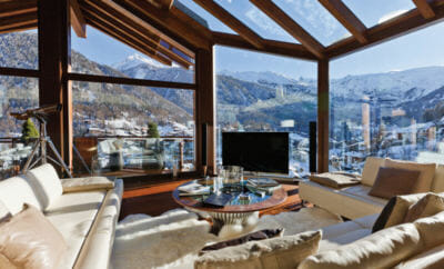 The WOW Effect: Luxury Villa Rental Experience at Chalet Zermatt Peak