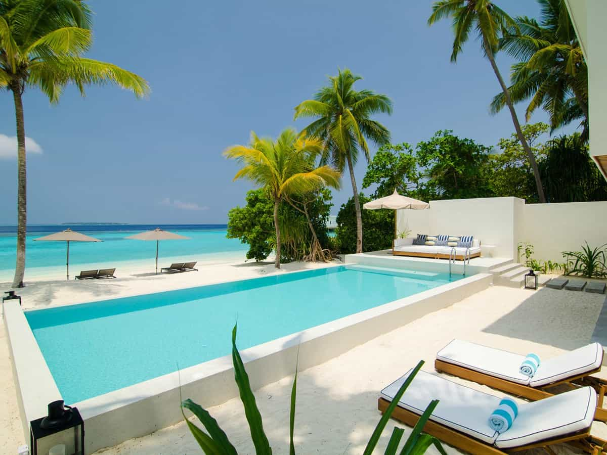 Amilla 4 BD Villa | Maldives Luxury Resorts and Villa Rentals | Haute Retreats