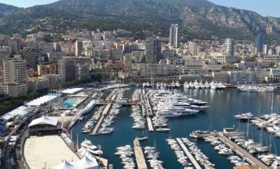 Impressive Mega Yachts at the Monaco Yacht Show 2018