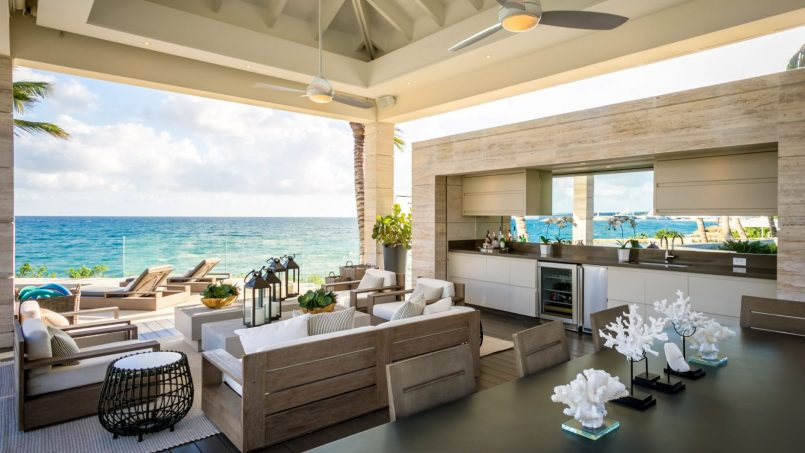 Villa Campo 14: Luxury Beachfront Villa of the Week