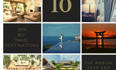 Top 10 Travel Destinations 2019