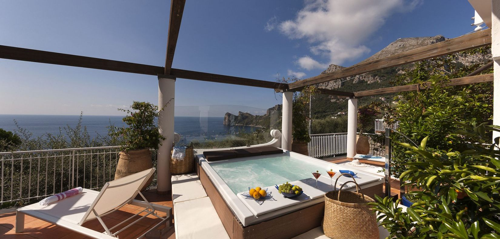 Villa Ulisse | Sorrento Luxury Villas | Haute Retreats