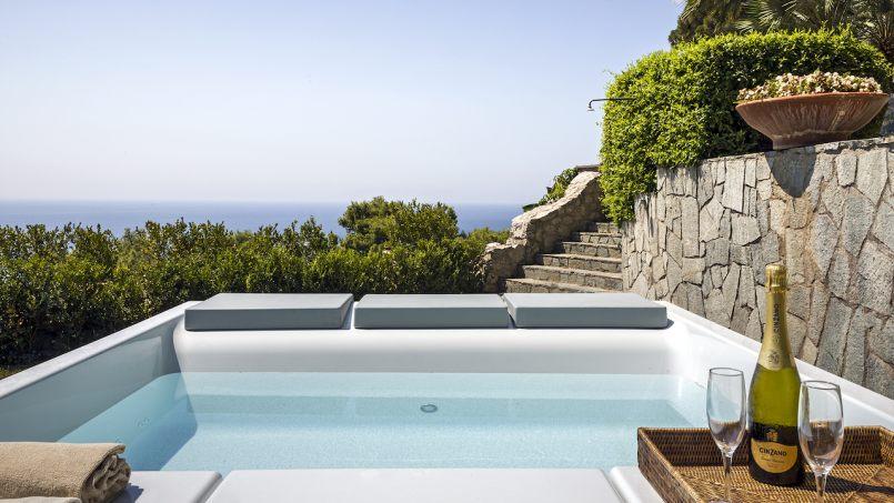 Villa Sirena | | Capri Villas | Villa Capri | Haute Retreats
