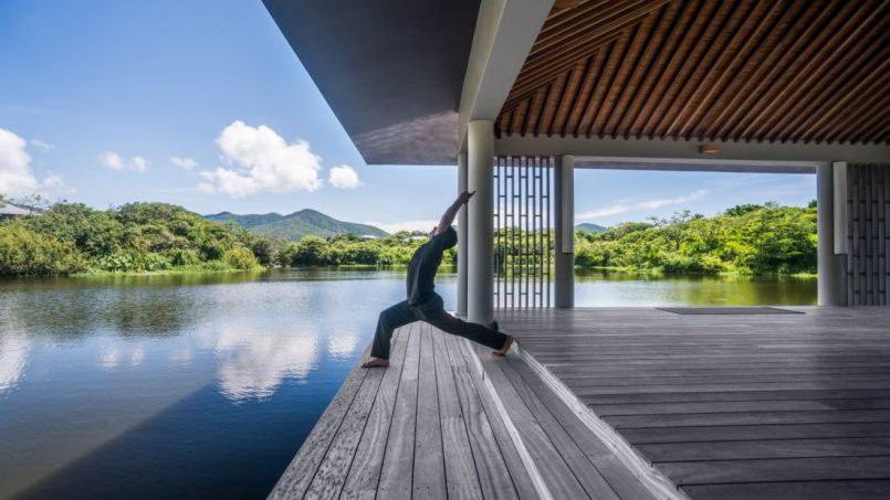 These Wellness Retreats will inspire your next vacation