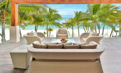 Azul Villa Esmeralda: the luxury beachfront villa of the week!