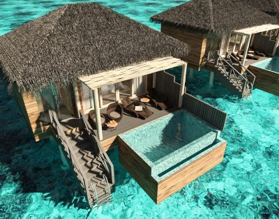 Dolphin Villa with Pool | You & Me Maldives