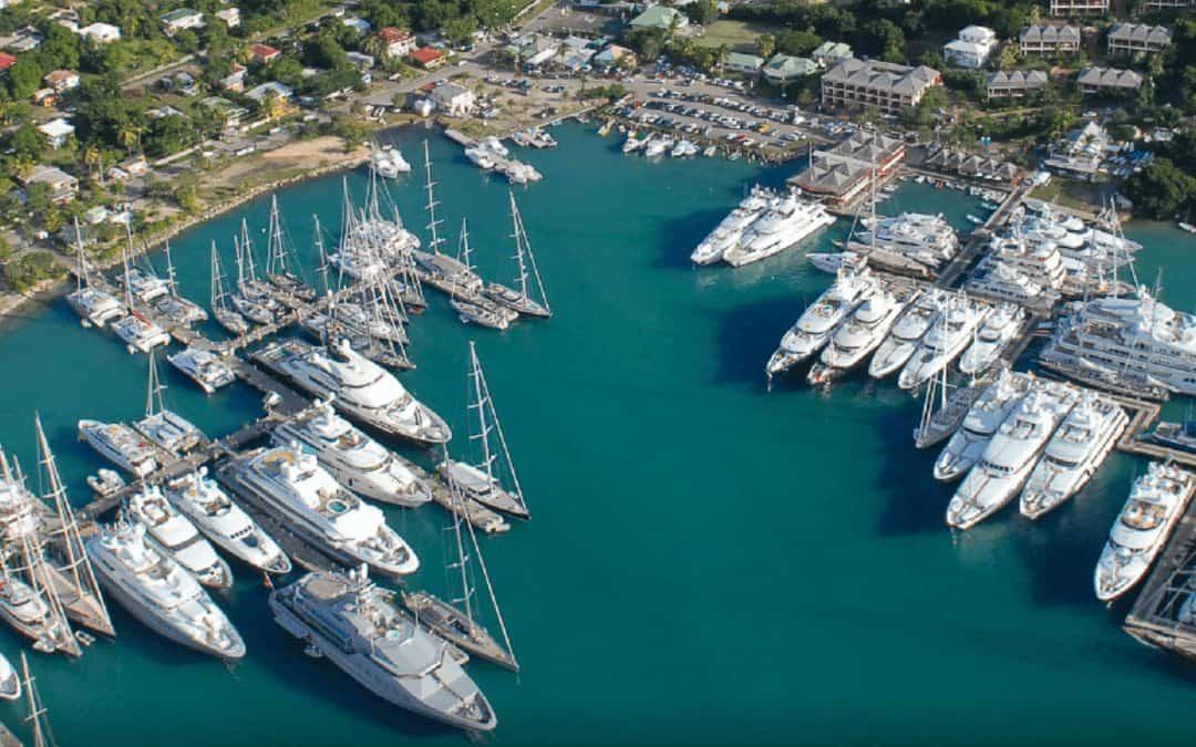 Antigua Boat Show