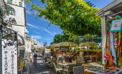 7 Best Restaurants in Positano