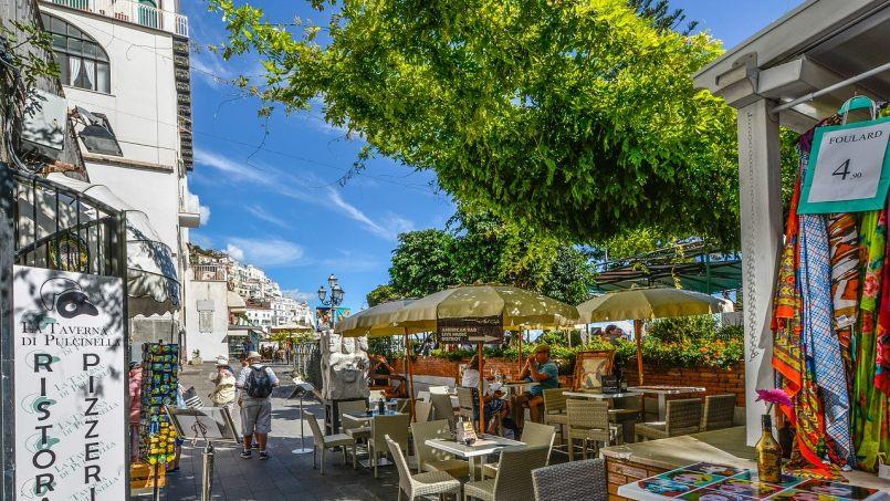 7 Best Restaurants in Positano