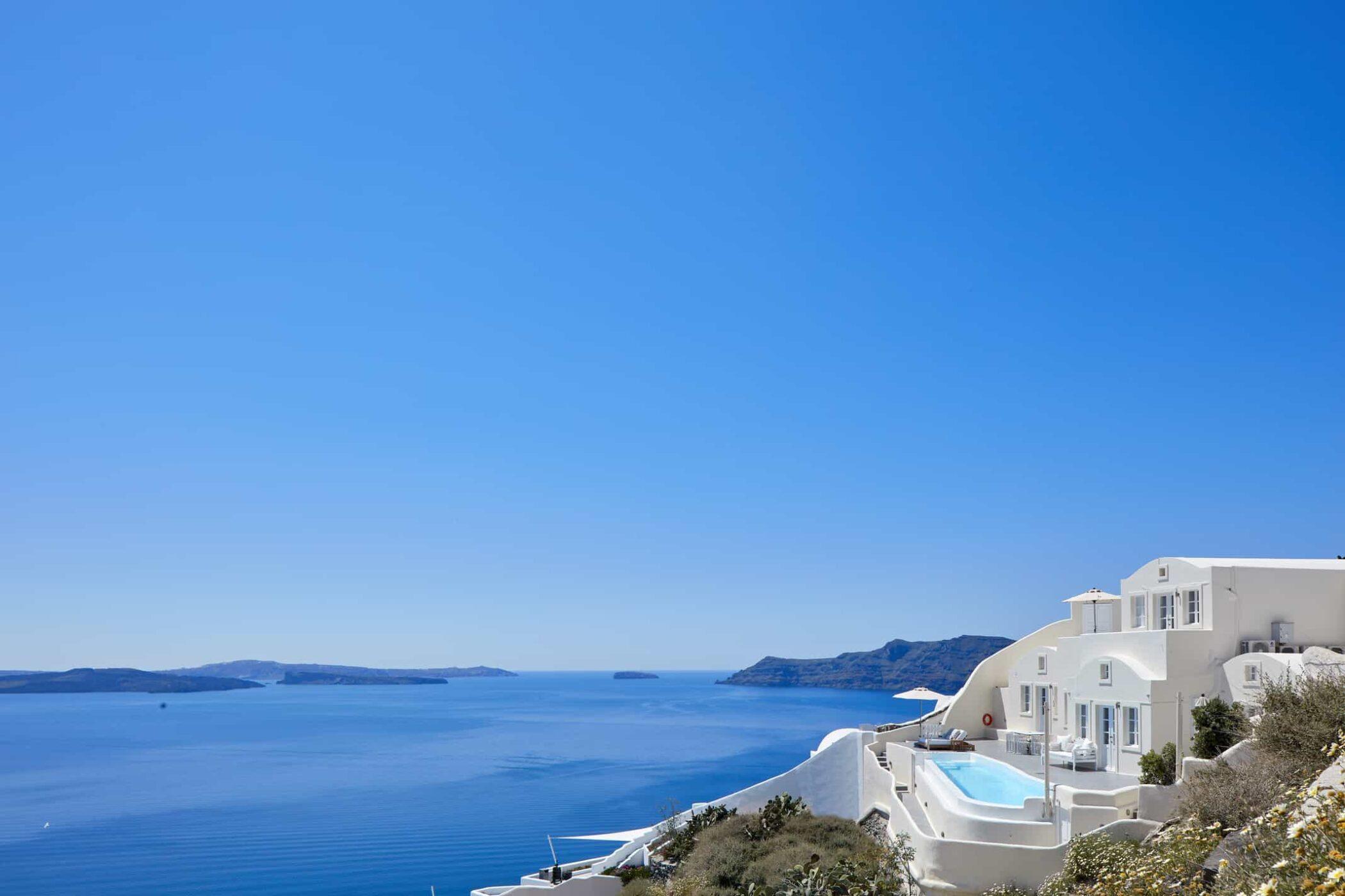 Villa Aphrodite | Santorini Villa | Honeymoon Villa