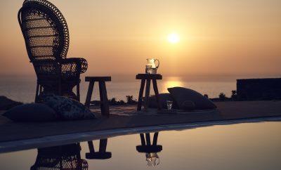 5 of the best honeymoon villas in Santorini