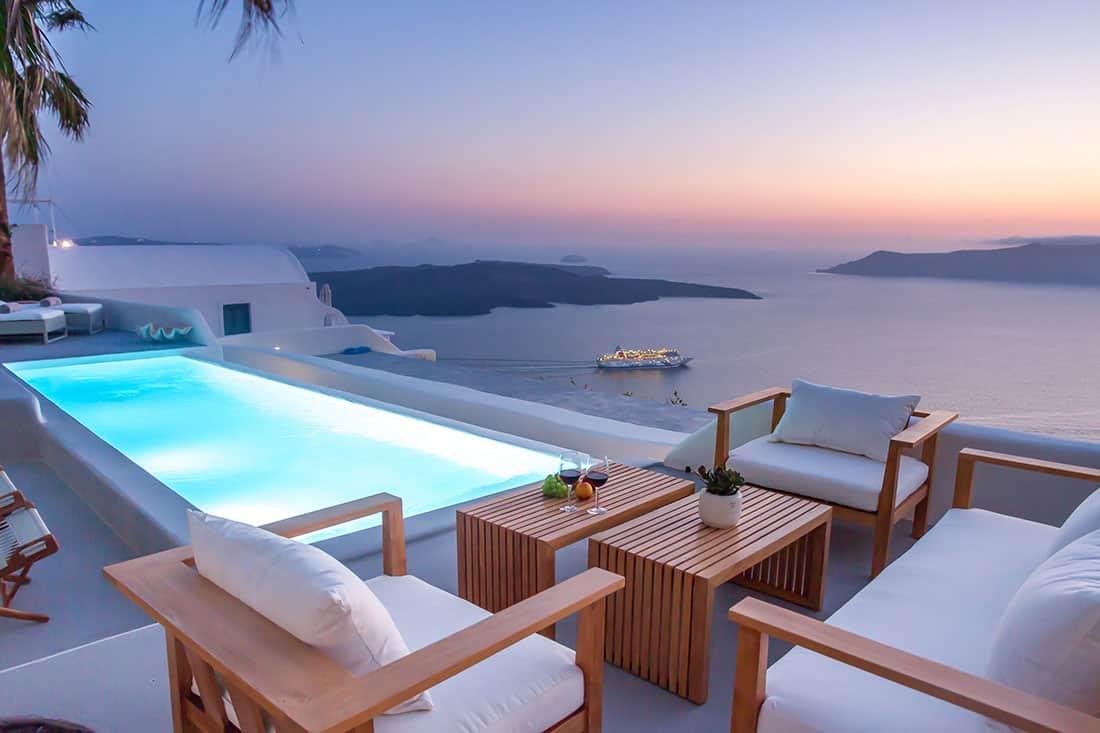Honeymoon Villa Santorini