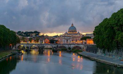 Haute Retreats Favorite Al Fresco Restaurants in Rome