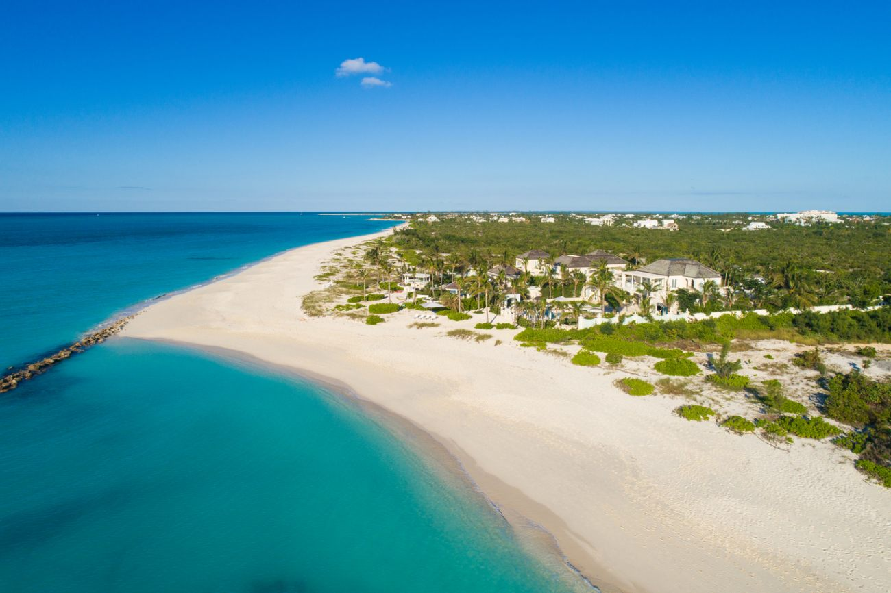 Turks and Caicos Villas | The Best Villas by Haute Retreats
