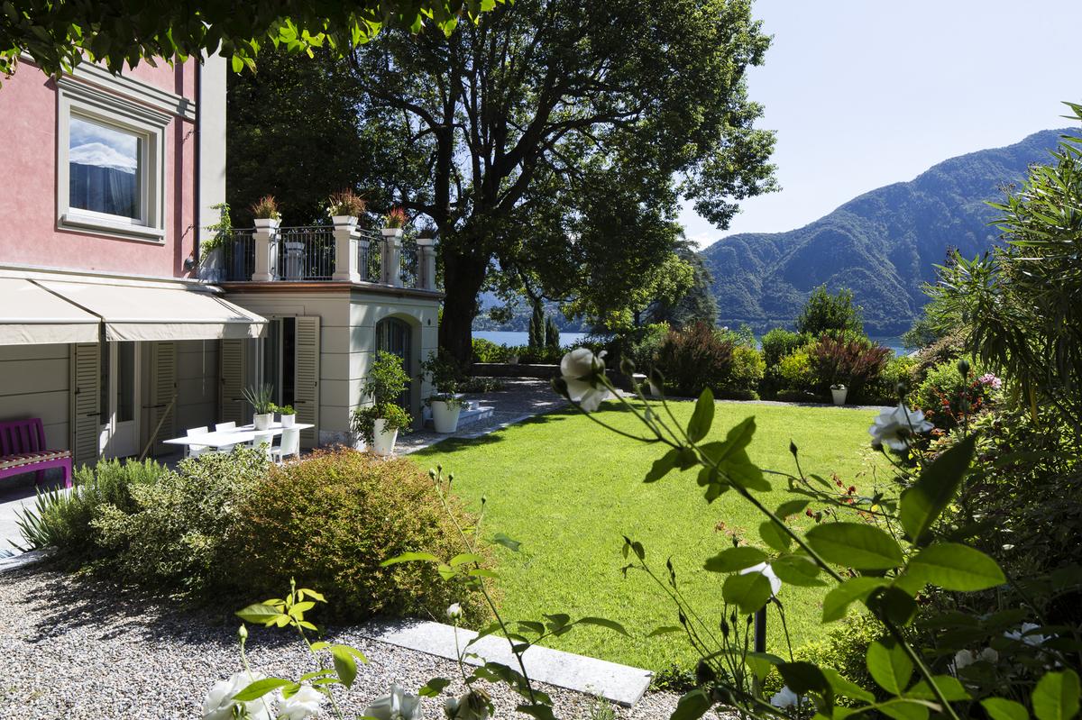 Lake Como Villas | Villa Porto Felice | Haute Retreats