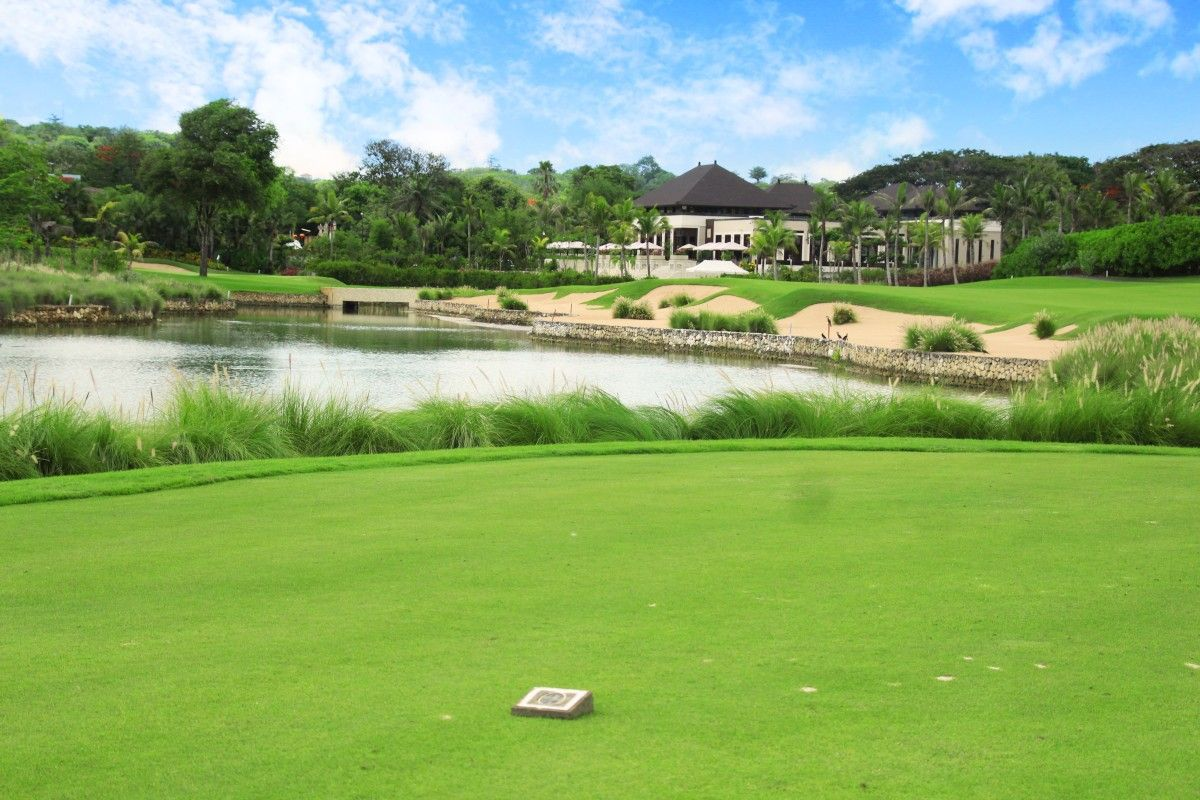 Bali's 5 best golf courses