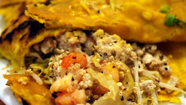 Banh Xeo Vietnamese Food Haute Retreats