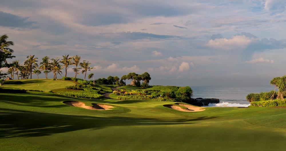 Bali's best golf courses
