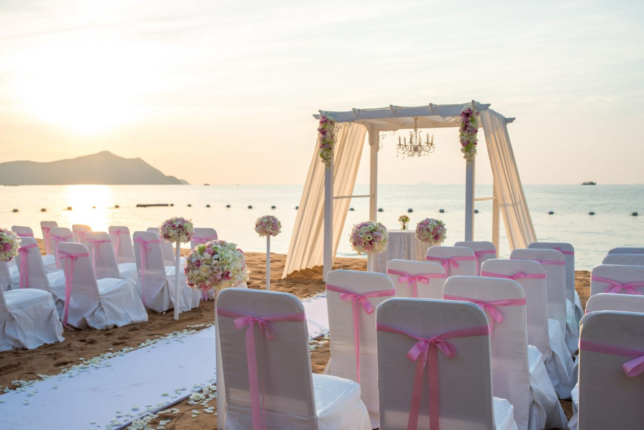 Make your wedding stand out from the crowd